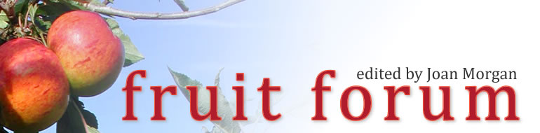 Fruit forum banner